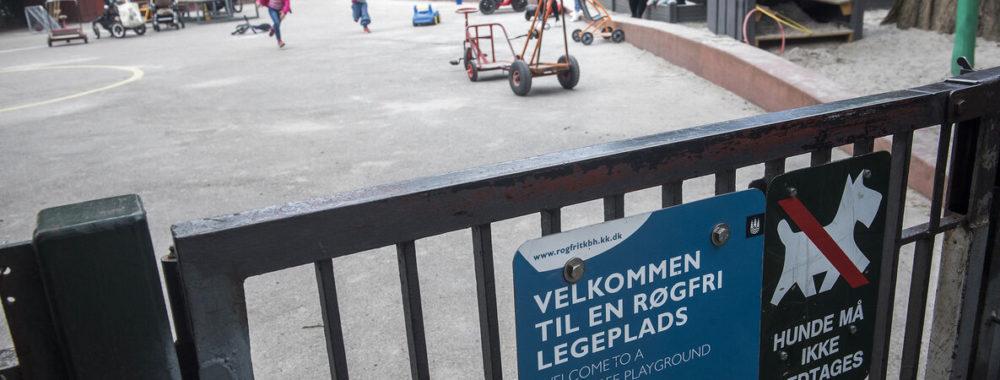 SP-Initiative: Rauchverbot für Spielplätze im Gespräch
