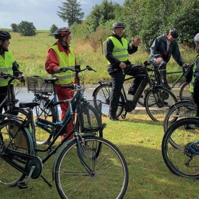 Fahrradwege bleiben Agenda