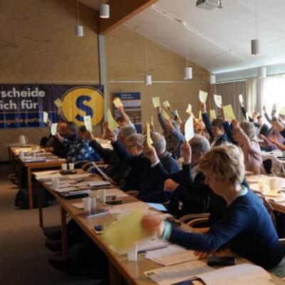 SP Hauptversammlung 19. Juni 2021